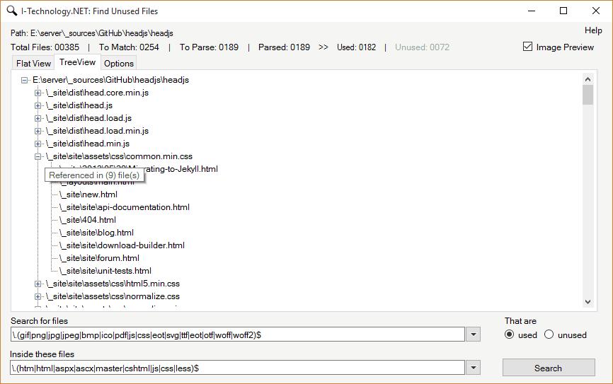 FindUnusedFiles - Visual Studio Marketplace